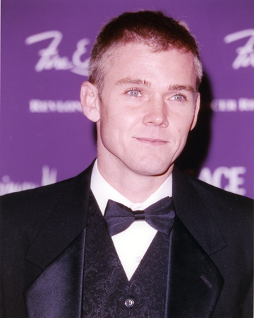 Ricky Schroder Posed in Tuxedo Photo by  Movie Star News