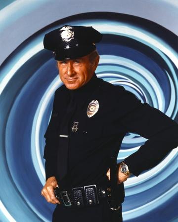 Lloyd Bridges Portrait in Police Uniform Photo by  Movie Star News
