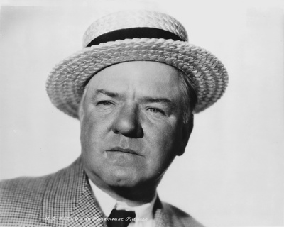 W C Fields wearing a Stripe Suit Photo by  Movie Star News