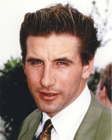 William Baldwin in Suit and Tie Photo by  Movie Star News