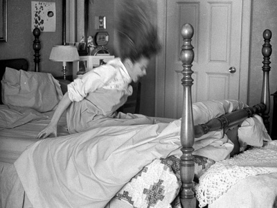 A scene from The Exorcist. Photo by  Movie Star News