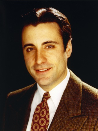 Andy Garcia smiling While Looking at the Camera in a Black Suit Photo by  Movie Star News