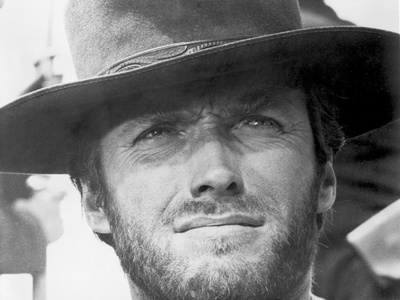 Clint Eastwood Portrait in Classic with Cowboy's Hat Photo by  Movie Star News