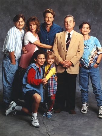 Ben Savage Family Portrait Photo by  Movie Star News
