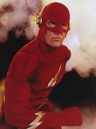 Flash Running with Blurry Background Photo by  Movie Star News