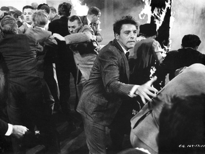 Elmer Gantry Group Posed in Classic Photo by  Movie Star News
