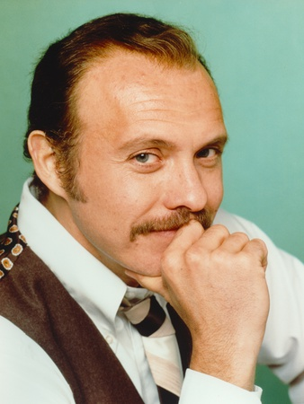 Hector Elizondo in Brown Vest and White Long Sleeve Polo Photo by  Movie Star News