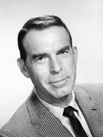 Fred MacMurray in Tuxedo With White Background Photo by  Movie Star News