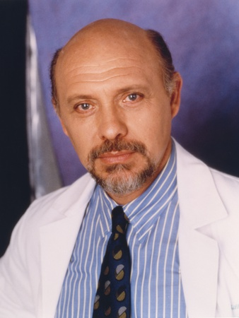 Hector Elizondo in Formal Suit Close Up Portrait Photo by  Movie Star News