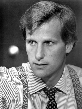 Jeff Daniels in Jumper Outfit Close Up Portrait Photo by  Movie Star News
