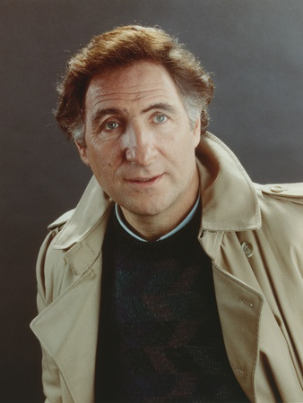 Judd Hirsch wearing a Brown Jacket in a Close Up Portrait Photo by  Movie Star News