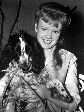 Hayley Mills with in Classic Portrait Photo by  Movie Star News