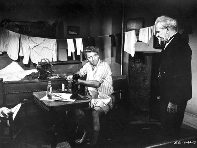 Elmer Gantry Talking Scene in Classic Photo by  Movie Star News