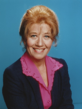 Facts Of Life smiling in Blue Background Portrait Photo by  Movie Star News