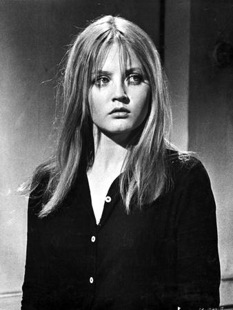 Ewa Aulin Portrait in Classic Photo by  Movie Star News