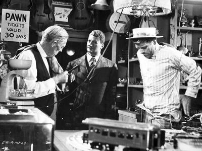 Elmer Gantry Talking Scene Photo by  Movie Star News