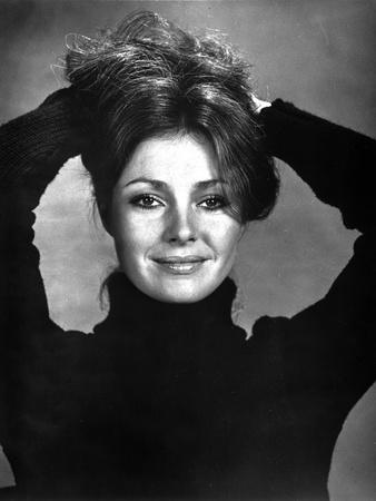 Jennifer O'Neill Portrait in Classic Photo by  Movie Star News