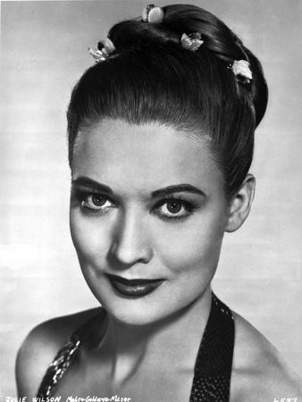 Julie Wilson Close Up Portrait Photo by  Movie Star News