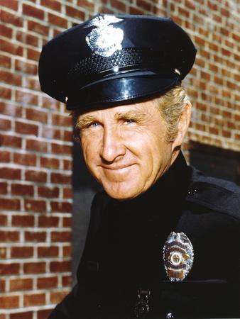 Lloyd Bridges Close Up Portrait in Police Uniform Photo by  Movie Star News