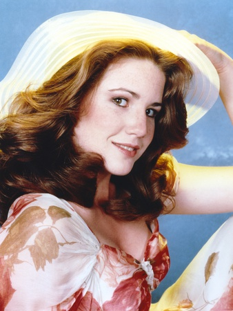 Melissa Gilbert in a Floral Dress Photo by  Movie Star News