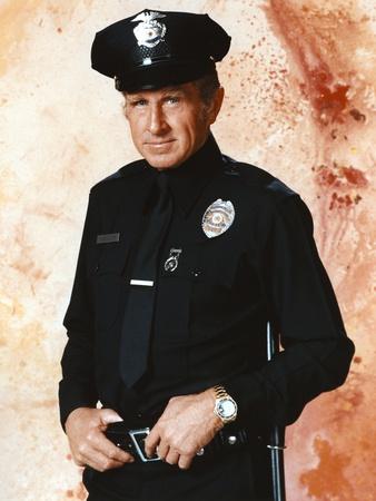 Lloyd Bridges posed in Police Uniform Photo by  Movie Star News
