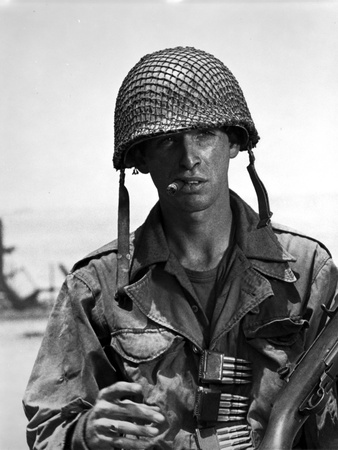 Robert Carradine in Soldier Outfit Photo by  Movie Star News