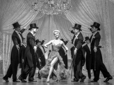 Love Me Or Leave Me Doris Day Dancing in Sexy Dress Photo by  Movie Star News