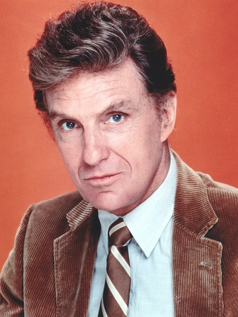 Robert Stack Posed in Leather Suit Portrait Foto af  Movie Star News