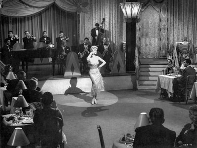 Love Me Or Leave Me Portrait of Doris Day on Stage Dancing Photo by  Movie Star News