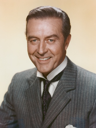 Ray Milland smiling in Tuxedo Photo by  Movie Star News