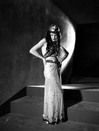 Zita Johann Posed in Sexy Dress with Hands on Waist Photo by  Movie Star News