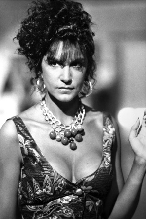Mercedes Ruehl Portrait in Classic Photo by  Movie Star News