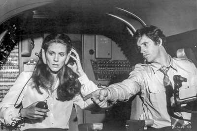 A scene from Airplane!. Photo by  Movie Star News
