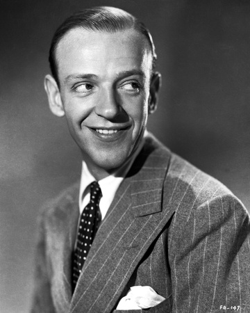 Fred Astaire Posed in Suit Photo by E Bachrach