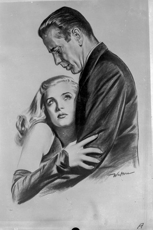 An illustration from Dead Reckoning. Photo by  Movie Star News