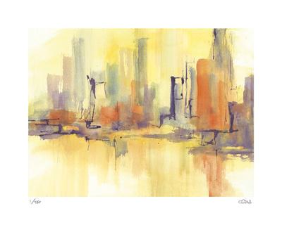 City Glow II Særudgave af Chris Paschke