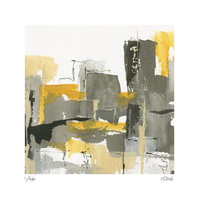 City Grey II Edizione limitata di Chris Paschke