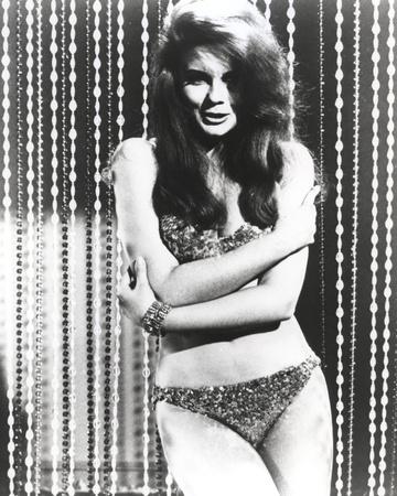 Ann Margret wearing a Glittering Bikini in Classic Portrait Photo by  Movie Star News