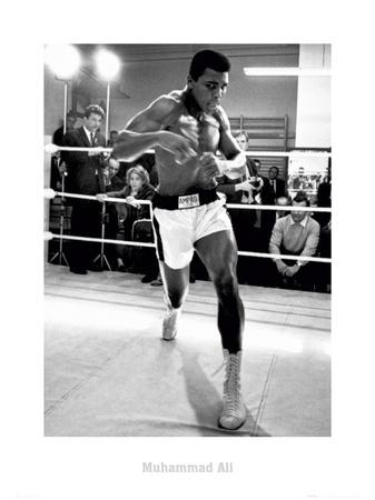 Muhammad Ali Training Posters