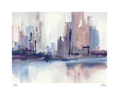 City Tints Limited Edition by Chris Paschke
