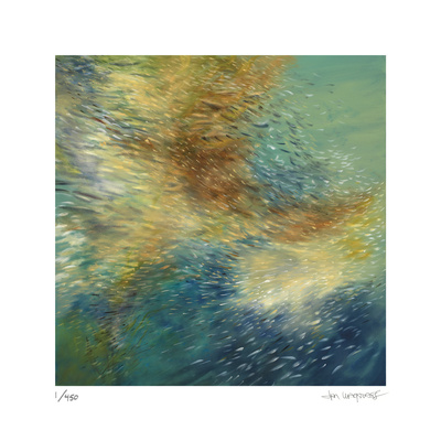 Oceans Limited Edition by Jan Wagstaff