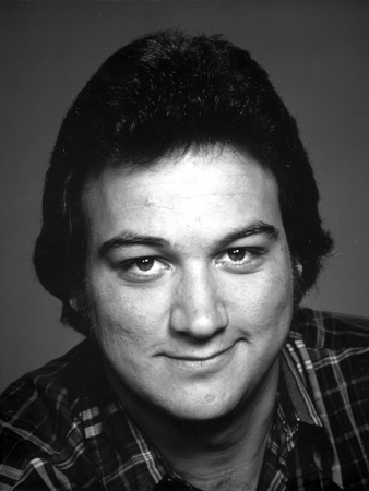 Jim Belushi in checkered Shirt Portrait With Black Background Photo by  Movie Star News