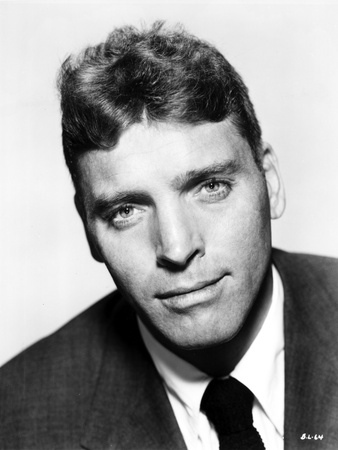 Burt Lancaster Close Up Portrait wearing Suit and Tie Photo by  Movie Star News