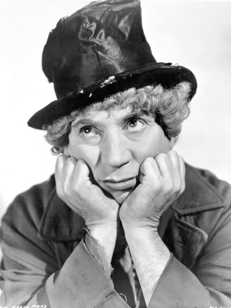 Marx Brothers Portrait of a Man wearing a Magician Hat Photo by  Movie Star News