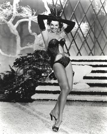 Jane Russell Gentlemen Prefer Blondes Movie Cover Photo by  Movie Star News
