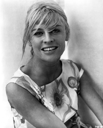 Julie Christie Portrait, smiling and Blonde Hair Photo by  Movie Star News