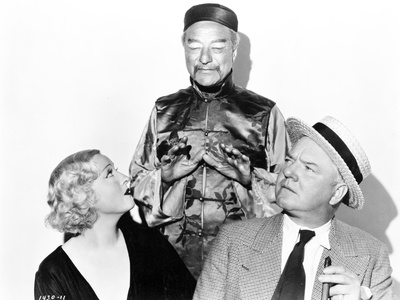 W C Fields Couple with the Kung Fu Master Photo by  Movie Star News
