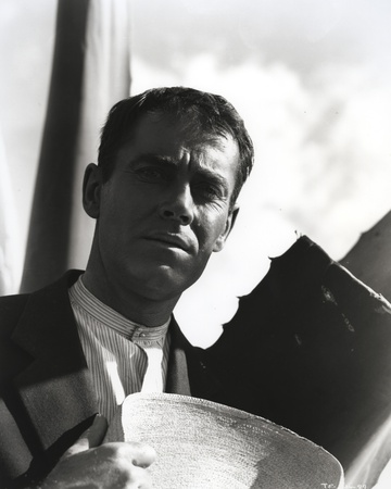 Henry Fonda wearing a Captain's Uniform Photo by  Movie Star News