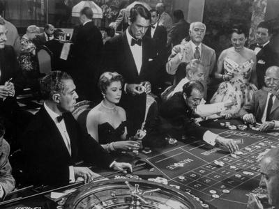 To Catch A Thief on the Casino Movie Scene Photo by  Movie Star News