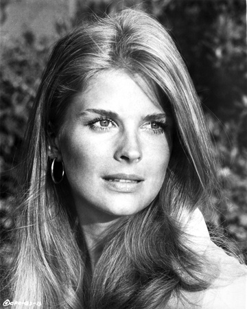 Candice Bergen Portrait in Classic Photo by  Movie Star News